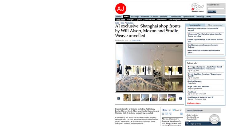 Studio Glowacka_Shanghai_Architects Journal