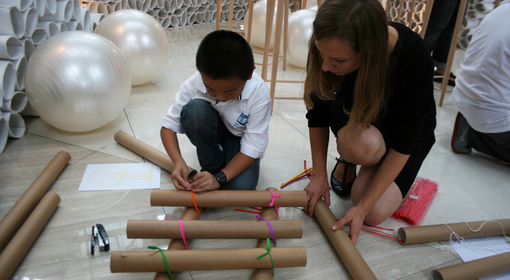 Studio Glowacka_Xintiandi EF Childrens Workshop_01